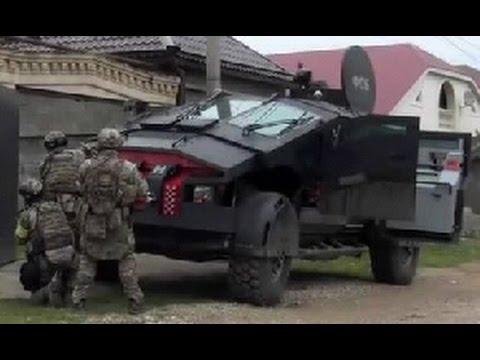 Секретный бронемобиль России Фалькатус впервые засветился в спецоперации!