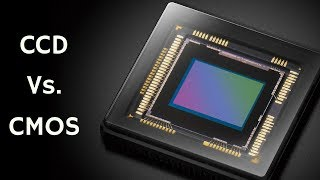 Image Sensors Explained: How CCD and CMOS Sensors works? CCD vs CMOS