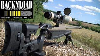 Blaser R93 & R8 .338 LAPUA (Range Time) by RACKNLOAD