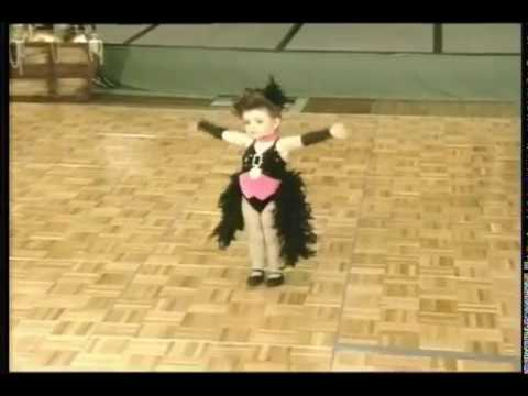 Dance Solo Brooklyn Funk 2 year old - $2000 Winner! Music Videos