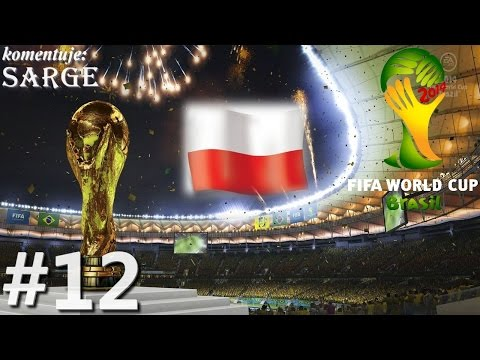 2014 FIFA World Cup Brazil (PS3 Gameplay 12/12) - Niemcy Vs Argentyna (finał)
