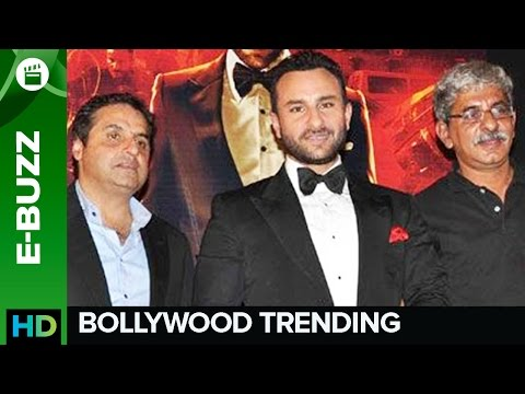 Exclusive: Trailer launch of Agent Vinod