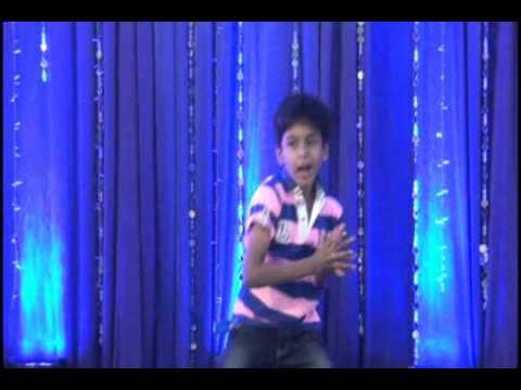 Kavya performance   Tai tai fish - Siddharth Sangeet