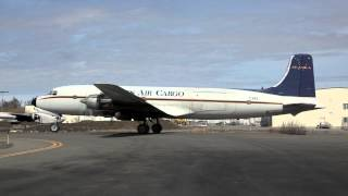 Everts C-46 and DC-6 Propliners