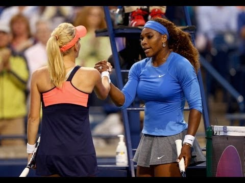 2013 Rogers Cup Semifinal WTA Highlights