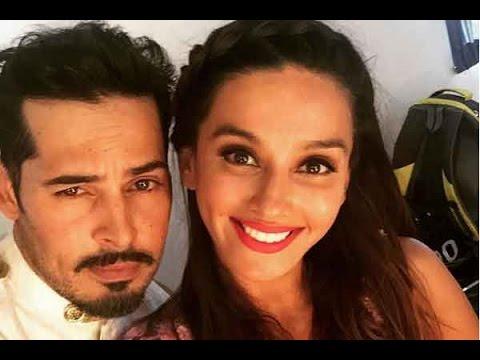 Dino Morea and Shibani's lip lock on TV show