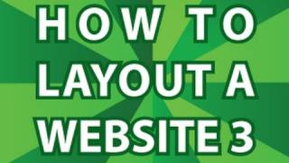 How to Layout a Website 3