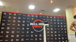 Bellator 225 official weigh-ins