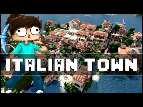 Minecraft - Italian Town
