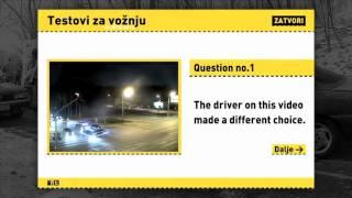Testovi za vožnju / New Driving Tests