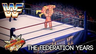 Fire Pro Wrestling World: WWF Tribute - THE FEDERATION YEARS!