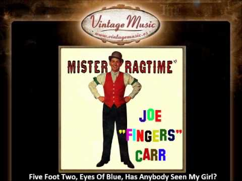 Joe Fingers Carr - Five Foot Two, Eyes Of Blue, Has Anybody Seen My Girl (VintageMusic.es)