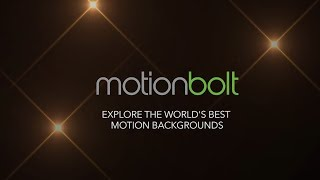 Explore The World's Best Motion Backgrounds | Motionbolt.com