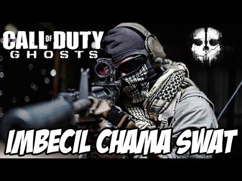 Imbecil perde partida no Call of Duty e chama a SWAT na vida real