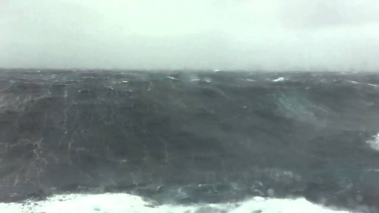 force 12 hurricane in bay of biscay youtube