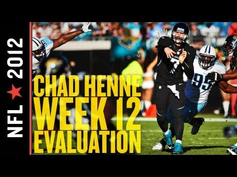 The Jacksonville Jaguars snapped their prolonged losing streak in Week 12 by defeating the Tennessee Titans 24-19 to improve to 2-9. A big part of why the Ja...