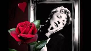 Edith Piaf No Regrets