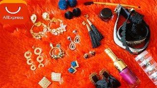 Aliexpress Shopping Haul Part 1  Earring,Chokers