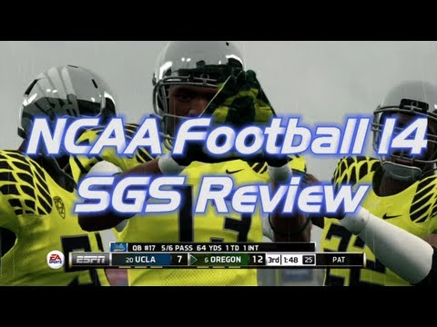 SportsGamerShow - NCAA Football 14 Review