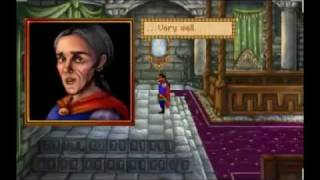 Let's Play LIVE: King's Quest 2 AGD (part 1)