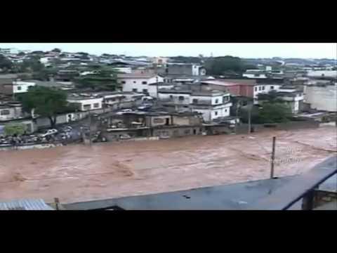 Alguns  desastres naturais no Brasil em apenas 4 anos   .2007 A 2010