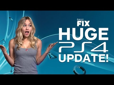 Big PS4 Update & Destiny Leaks New Content - IGN Daily Fix