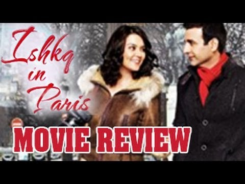 Ishqk in Paris Movie Review