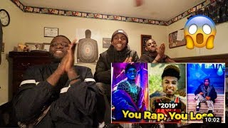 IF YOU RAP YOU LOSE 2019 *IMPOSSIBLE* | LOSER HAS HUGE PUNISHMENT 😈