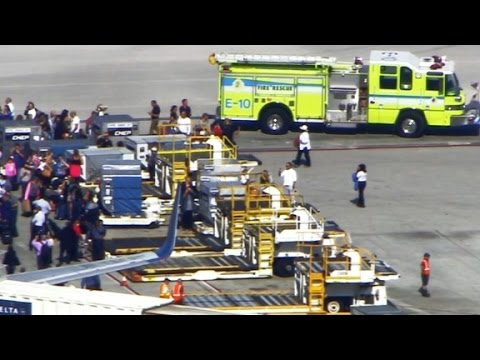 Sheriff: Multiple fatalities in airport shooting