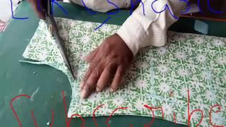Ladies shuit cutting  ( IN HINDI )