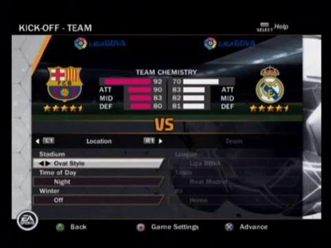 Fifa 13 Ps2 Gameplay Barcelona vs Inter