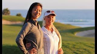 Girls Golf Vlog | Monarch Beach