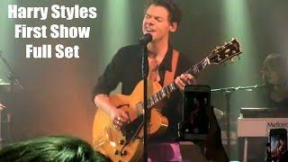 download lagu HARRY STYLES SECRET LA SHOW // WOMAN gratis