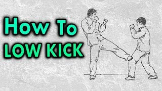 Low Kicks -  Karate vs Muay Thai by Alain Ngalani and Eamon Cramb