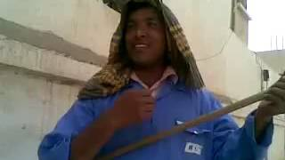 saudi cleaner funny song