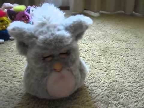Emoto-tronic Furby