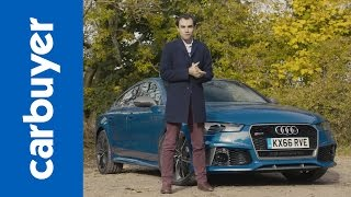 Audi RS7 hatchback review - Carbuyer