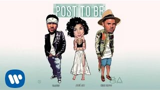 Chris Brown Video - Omarion Ft. Chris Brown & Jhene Aiko  - Post To Be (Official Audio)