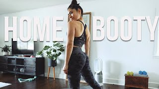 Workout from home with me! MONDAY: Leg day - Glutes and hamstrings | Melissa Alatorre