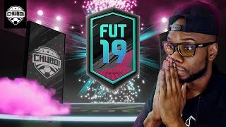 FIVE WALKOUTS IN A ROW!!! FIFA 19 Black Friday 125K Pack Opening