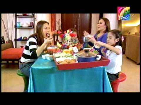 "SHARON AT HOME: ""Rainy Day w. Kids"" (with KC, Frankie & Miel) - Part 3"