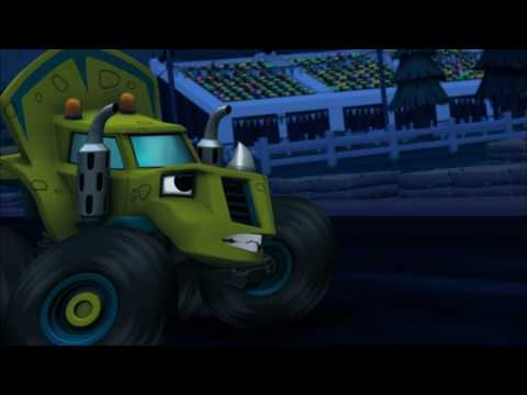 """Blaze and the Monster Machines - """"Light Riders"""""""