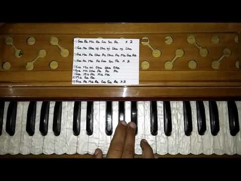 Nagin Tone - Learn on Harmonium
