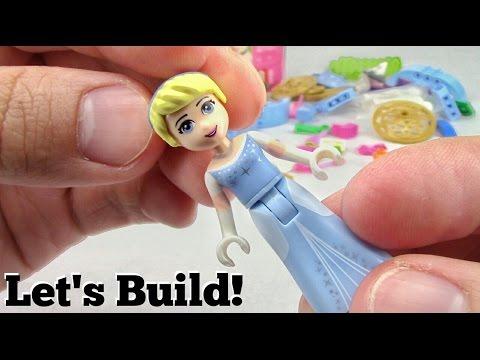 LEGO Cinderella's Carriage 10729 - Let's Build!