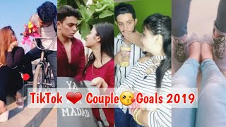 COUPLE & RELATIONSHIP💑GOALS | BEST ROMANTIC LOVE'S COUPLE | CUTE BF GF GOALS MUSICALLY | BAE GOALS
