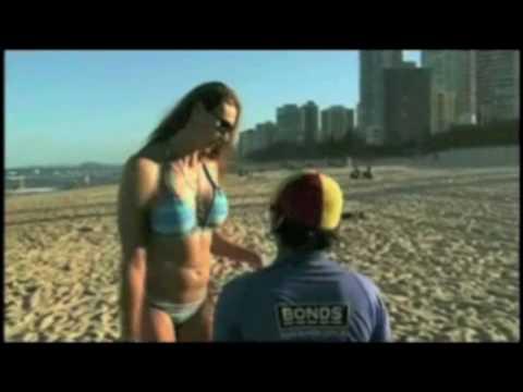 Amazon Eve & The Little Lifeguard
