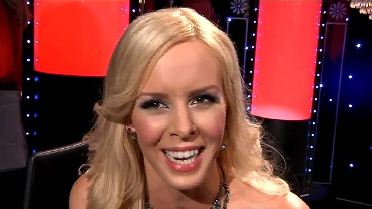 Playboy-modellen Isabel Edvardsson om debuten i Lets Dance
