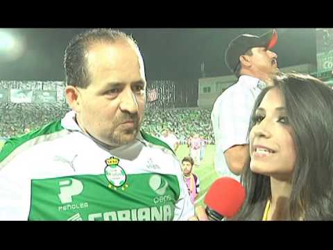 Color Santos vs Monterrey