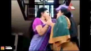 Asha Sarath first time clear navel show rare