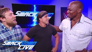 Shelton Benjamin returns to WWE to team up with Chad Gable: SmackDown LIVE, Aug. 22, 2017